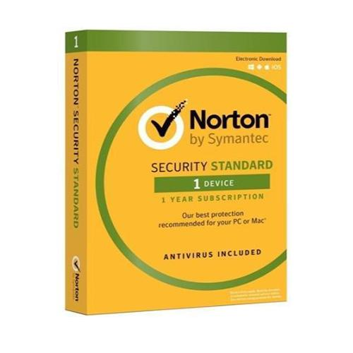 Norton Security Standard 1 User 1 Year