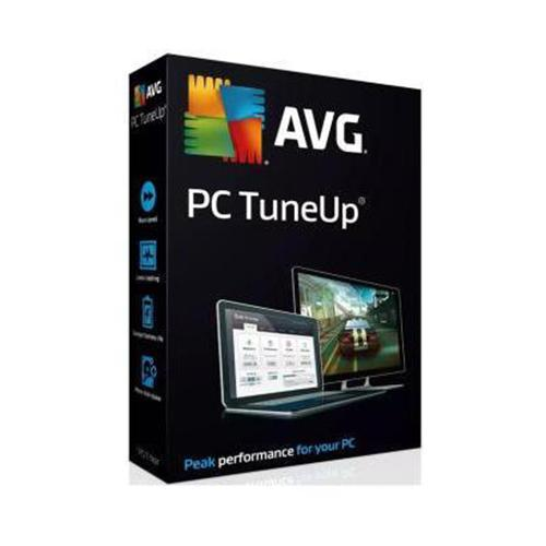 AVG TuneUp 1 User - 1 Year