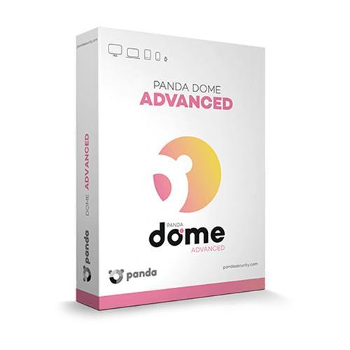 Panda Dome Advanced 1 User - 1 Year